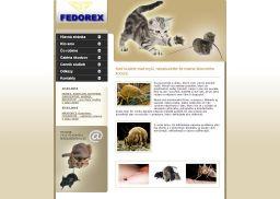 www.fedorex.sk