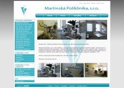 www.martinskapoliklinika.sk