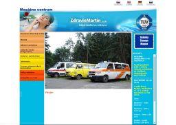 www.zdraviemartin.sk